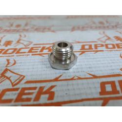 Пробка сливная на насос, 12 мм, СН-800Н/1000Н / JHCT079.03.003