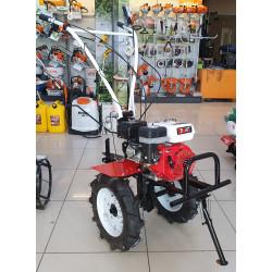 Мотоблок бензиновый BR-МБ105 (червячный редуктор, колеса 4,00-10, 7л.с.)