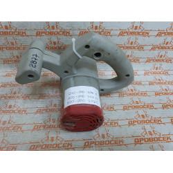 Корпус двигателя с ручкой на ЗУБР ЗПД-900 / 505-900-008, 505-900-006, 505-900-010