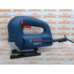 Электрический лобзик Bosch GST 8000 E Professional  (710 Вт) / 06015H000 / 0.601.58H.000