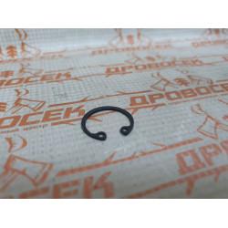 Стопорное кольцо поршневого пальца на двигатель 190F (21,8 мм) / FZ03.01.100.012