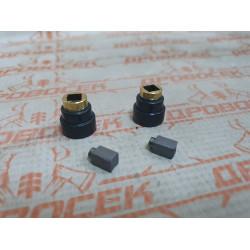 Щетки с щеткодержателем для машинки для стрижки овец Forza SC-350M / FZ-34/35 (комплект)