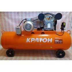 Компрессор с ременной передачей Кратон АС-850-300-BDW (850 л/мин + ресивер 300 л) / 3 01 01 045