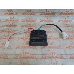 Реле зарядки на дизельный генератор, мотопомпу DENZEL / 94664238 / 010058
