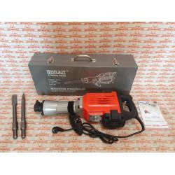 Отбойный молоток электрический BRAIT DH95 (1700 Вт, 55 Дж, кейс) / 21.01.098.019