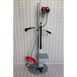 Триммер бензиновый BRAIT BR-260 (1,25 л.с, жесткий вал, нож и головка с леской)