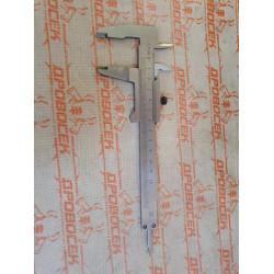 Штангенциркуль металлический, 125 мм, 2 класс точности / 3445-125