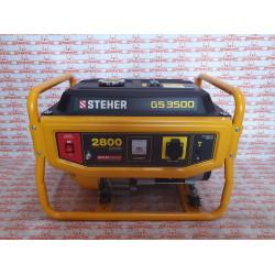 Бензиновый генератор STEHER GS-3500, 2800 Вт