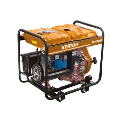 Бензиновый генератор STEHER GS-4500, 3300 Вт