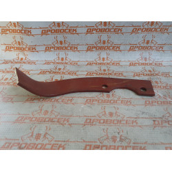 Почвофреза левая, нож для культиватора, мотоблока / 04.05.101.000