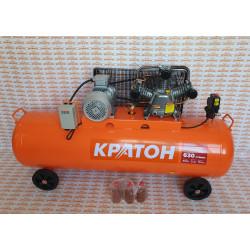 Компрессор с ременной передачей Кратон АС-630-300-BDW (630 л/мин + ресивер 300 л) / 3 01 01 044