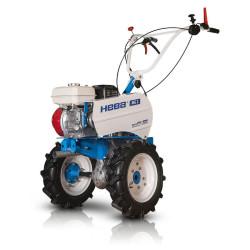 Мотоблок бензиновый НЕВА МБ2-H МультиАГРО (GX200, комплект тяговых колес)