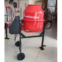 Бетоносмеситель MTX СМ-120К, 120 л, мощность 900 Вт / 95481