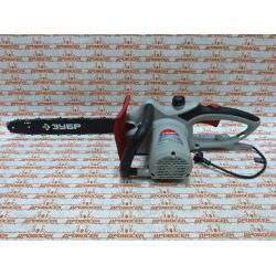 Электрическая цепная пила ЗУБР ЗЦП-2001-02 (2000 Вт + шина 40 см)