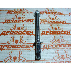 Анкер KRAFTOOL клиновой оцинкованный, М10x150 мм, 25 шт. / 302184-10-150