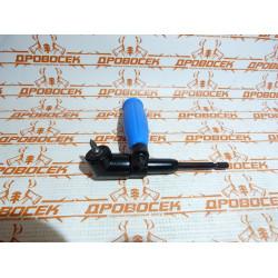 """Адаптер ЗУБР """"ЭКСПЕРТ"""" угловой для бит, дополнительная рукоятка, 135 мм / 26754-13"""