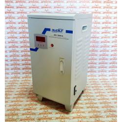 Стабилизатор напряжения цифровой  Rucelf SRV-15000 (15 кВт + работает от 130В + погрешность 3,5%)