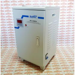 Стабилизатор напряжения цифровой Rucelf SRV-20000 (20 кВт + работает от 130В + погрешность 3,5%)