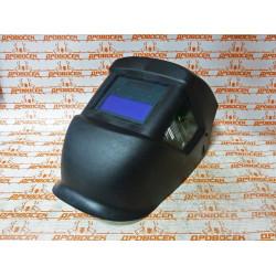 Щиток защитный лицевой (маска сварщика) с автозатемнением Ф1, коробка Сибртех / 89176