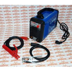 Инвертор сварочный ЗУБР ЗАС-Т3-165 ( 165 А + Работает от 160 В + гарантия 5 лет + кабель 3 м + усиленные клейма)