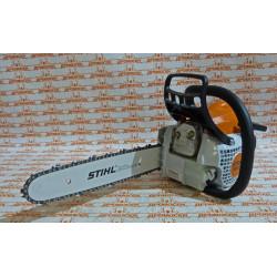 Бензопила STIHL MS 211 + масло в подарок / 1139-013-3066 (сборка США)