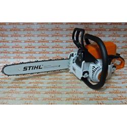 Бензопила STIHL MS 250 C-BE + масло в подарок / 1123-200-0739-1