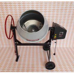 Бетономешалка ЗУБР 120 л / БМЧ-120 (1000 Вт, 125 литров, Гарантия 5 лет)