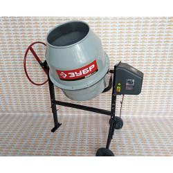 Бетономешалка ЗУБР 220 л / БМЧ-220 (2000 Вт, 220 литров, гарантия 5 лет)