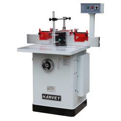 Станок фрезерный HARVEY HW303E DELUXE (2.2 кВт; 220 В) / S075A