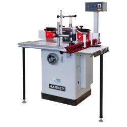 Станок фрезерный HARVEY HW303ES DELUXE (2.2 кВт; 220 В) с подвижным столом ST-1400