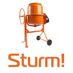 Бетономешалки (Sturm)