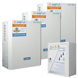 Тиристорные стабилизаторы - морозостойкие Энергия