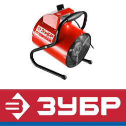 Электрические тепловые пушки Зубр (Россия)