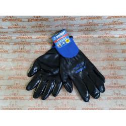 Перчатки утепленные ЗУБР АРКТИКА износостойкие, двухслойные, размер L-XL / 11469-XL
