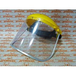 Щиток защитный лицевой STAYER, MASTER, 400х200 мм / 11081
