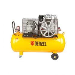 Компрессор Denzel DR4000/200, масляный ременный, 10 бар, производительность 690 л/м, мощность 4 кВт / 58093