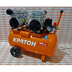 Компрессор с прямой передачей безмасляный Кратон AC-300-50-OFS / 3 01 01 053