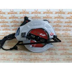 Пила дисковая ЗУБР ПД-65, 90°-65 мм, диск 190 мм, 1600 Вт
