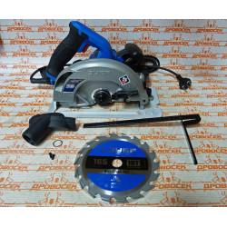 Пила дисковая, 90°-52 мм, диск 165 мм, 1300 Вт, ЗУБР ПДП-55 Профессионал