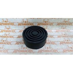 Опора резиновая для домкрата РШ-45, D105 / H45 мм, ЗУБР Профессионал / 43005-45