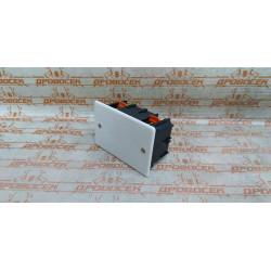Коробка монтажная прямоугольная СВЕТОЗАР для полых стен, 100х100х50 мм / SV-54935