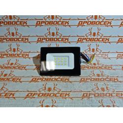 Светодиодный прожектор GLANZEN 10 Вт / FAD-0001-10-SL / (производство Россия, Гарантия 1 год, всепогодный)