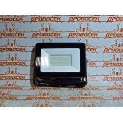 Светодиодный прожектор GLANZEN 30 Вт / FAD-0003-30-SL / (производство Россия, Гарантия 1 год, всепогодный)