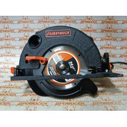 Пила дисковая электрическая Парма 165Д (1500 Вт + литая основа + пропил 55 мм)