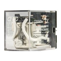 Реле управляющее промежуточное Энергия LY-2 АC 12 / Е0403-0001