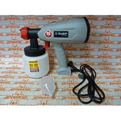 Краскопульт воздушный, электрический ЗУБР КПЭ-350