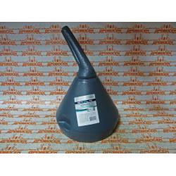 Воронка пластиковая с сетчатым фильтром 160 мм Stels / 53723