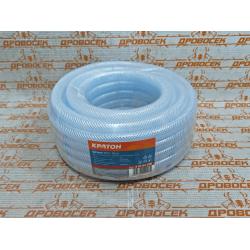 Шланг воздушный 10 м., с быстросъемными коннекторами Кратон  PVC / 3 01 04 018