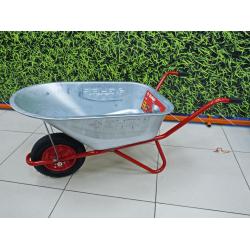 ЗУБР Т-11 тачка садово-строительная одноколесная, 160 кг / 39962