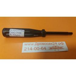 Отвертка для регулировки карбюратора Oleo-Mac / 0010-01576R